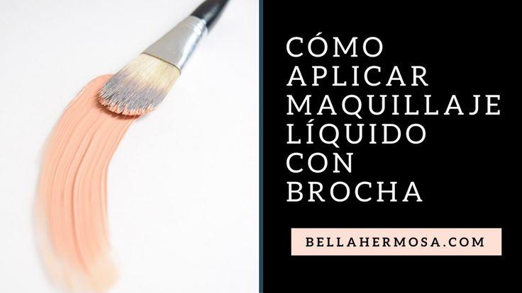 Aprender a usar una brocha para la base de maquillaje líquida puede hacer una gran diferencia. Aplicar sin dejar gran cantidad de capas y huecos sin cubrir puede ser una tarea difícil.Para las mujeres que...