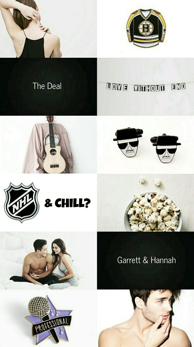 Garrett and Hannah | The Deal | Off-Campus | Elle Kennedy