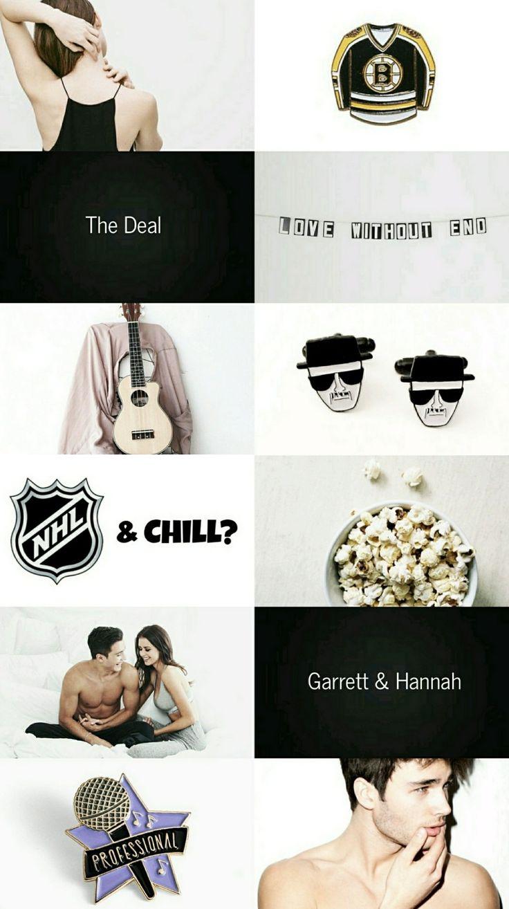 Garrett and Hannah   The Deal   Off-Campus   Elle Kennedy
