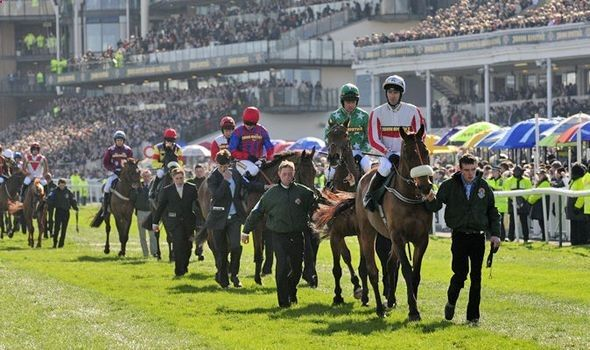 Grand National 2017 runners and riders: All the horses and jockeys for Aintree's big race - newsexplored.co.u...
