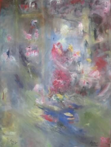 """Saatchi Art Artist Adrienne Silva; Painting, """"There is Room for You"""" #art"""