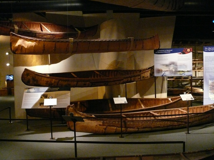 The Canadian Canoe Museum, very interesting, one of many fun things to do in and around Peterborough!