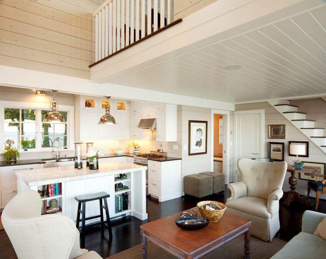 LaSalle Home beach cottage by Mitch Wise Design