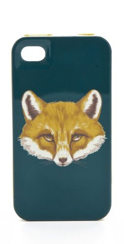 Tory Burch Foxy Hardshell iPhone 4 Case - I think I've just