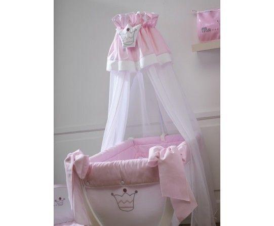 voile de lit b b collection princesse chambre b b nougatine chambre pour rose. Black Bedroom Furniture Sets. Home Design Ideas