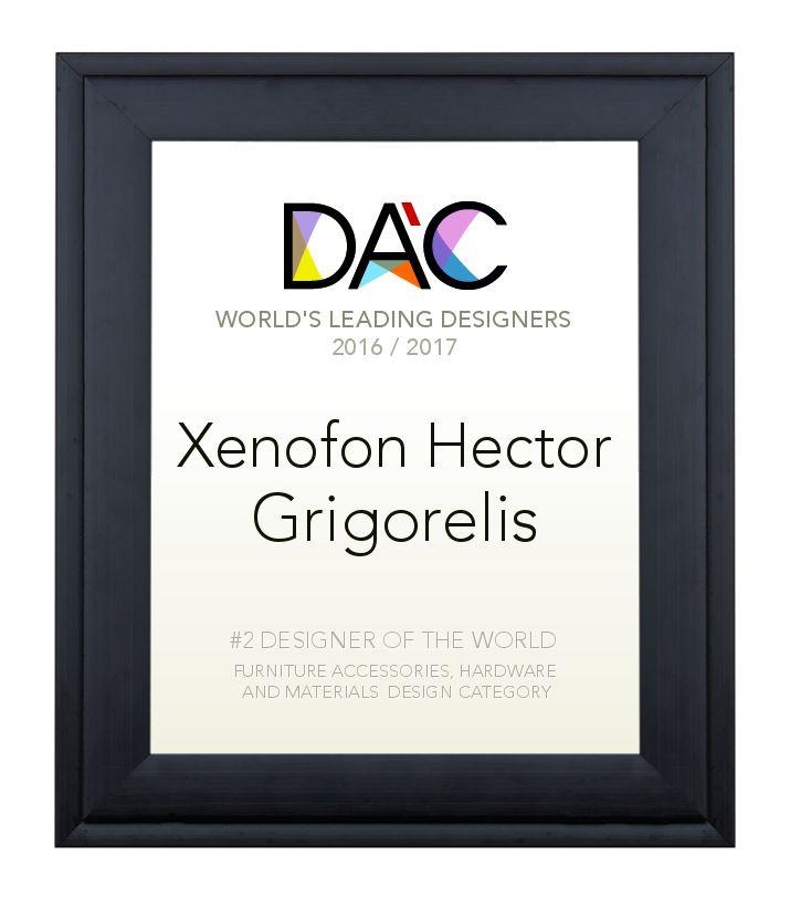 A' Design Award and Competition - xenofon hector grigorelis Design Classifications Standing