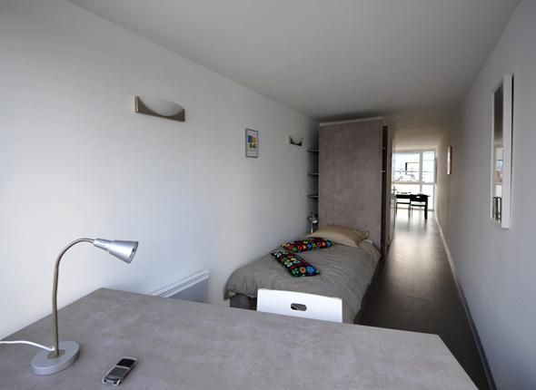 1000 id es sur le th me logements tudiants sur pinterest for Chambre etudiant