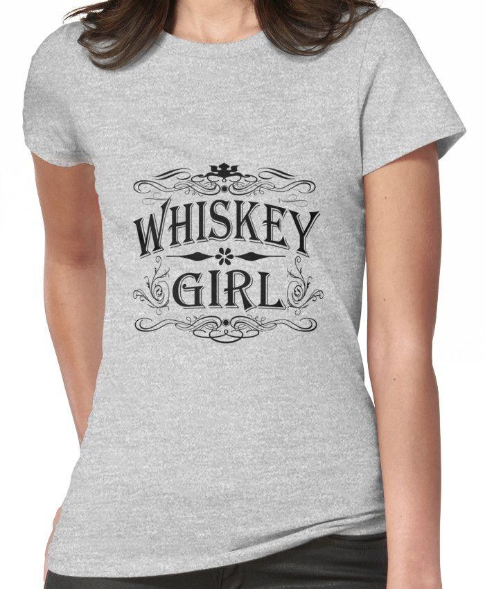 Whiskey Girl Women's T-Shirt