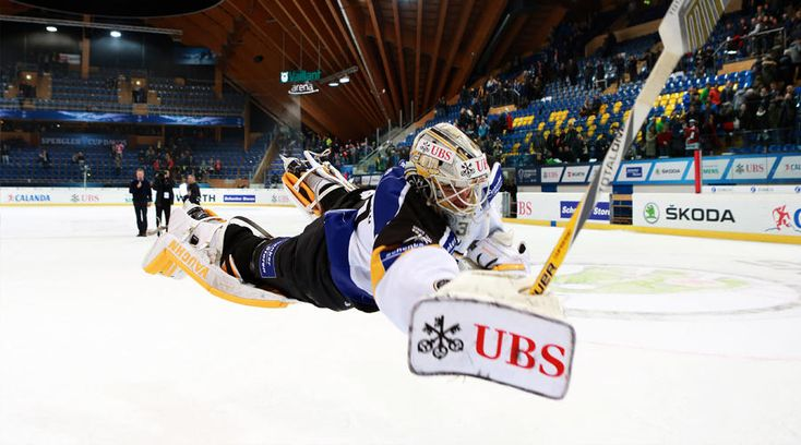 HC Lugano dank Power-Hockey im Finalspiel | Spengler Cup