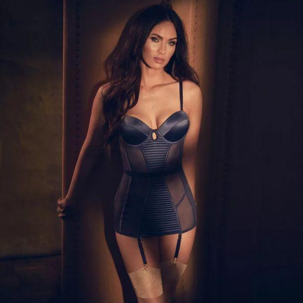 Megan Fox se destapa en nueva campaña de lencería - Todo OcioTodo Ocio