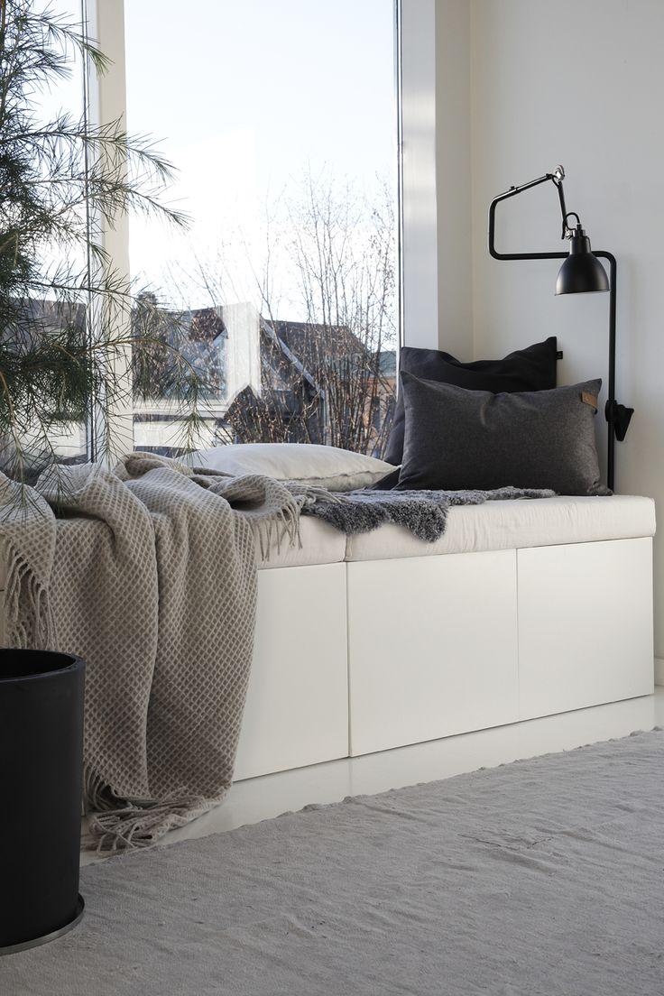 Christmas living room by Elisabeth Heier