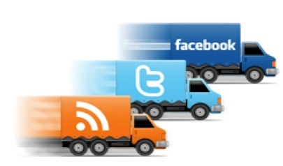 The Power of Social Media Syndication