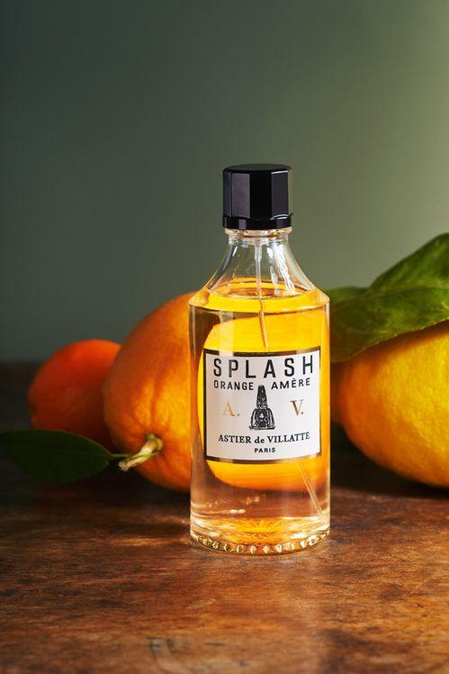 Splash Orange Amère nouvelle eau de cologne Astier de Villatte