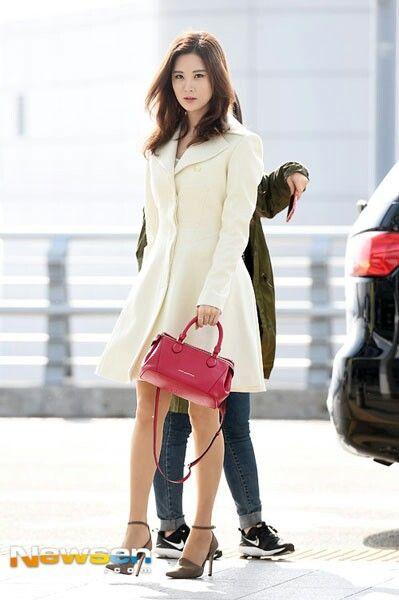 Seohyun | SNSD Airport Fashion | Pinterest