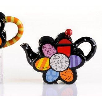 Mini Flower Teapot by Britto