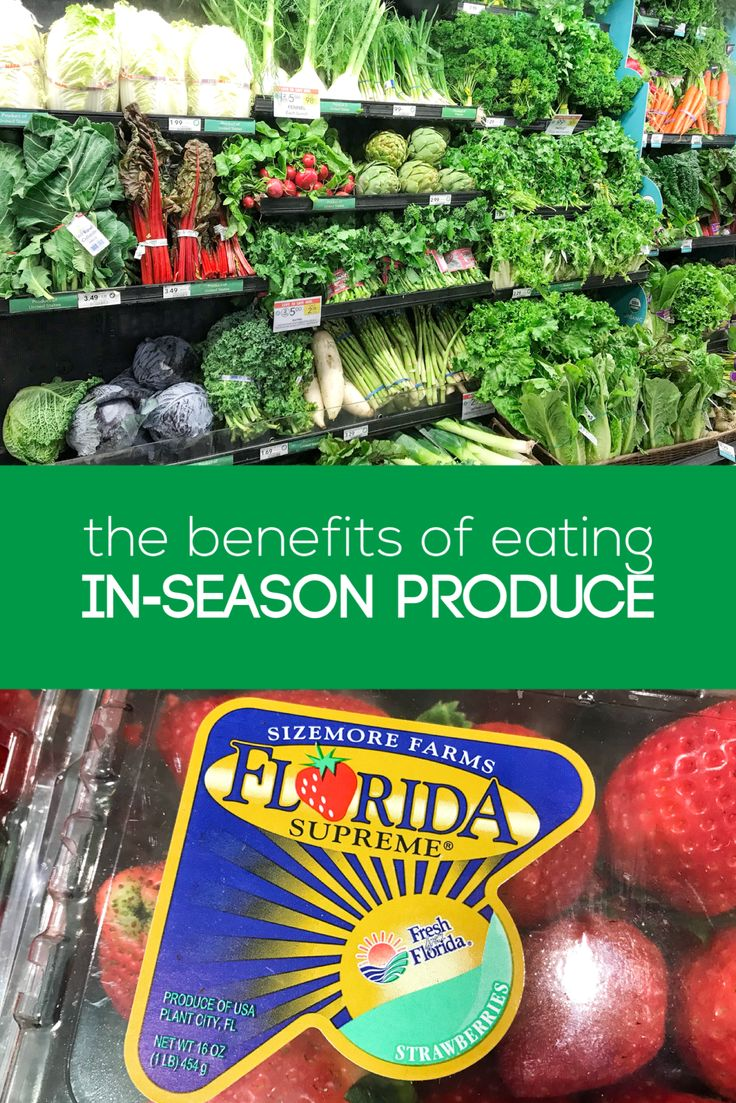 #ad Eating seasonal produce provides benefits to your health as well as your wallet. While Florida farmers make it easy for us to eat fresh produce year-round, I recently visited my local Publix to pick up some in-season, local produce.  I not only got a shopping cart full of fresh, delicious fruits and veggies, but I also saved money by purchasing in-season.  #FollowTheFresh #IC @freshfromfl  Read more: http://thesupermomlife.com/2018/02/27/benefits-of-in-season-produce/