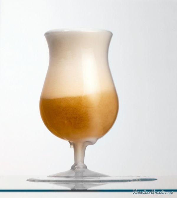 Cóctel de cerveza