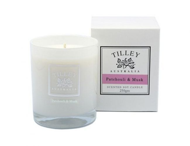 Patchouli Musk Soy Candle