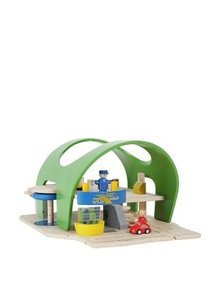 60% OFF PlanToys PlanCity Station Building