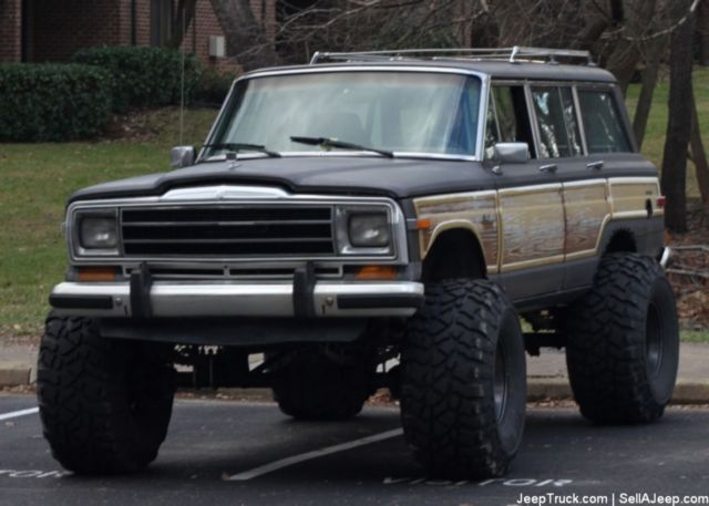1970 to 1989 lifted jeep cherokee for sale | Jeep Grand Wagoneer Lift Kit