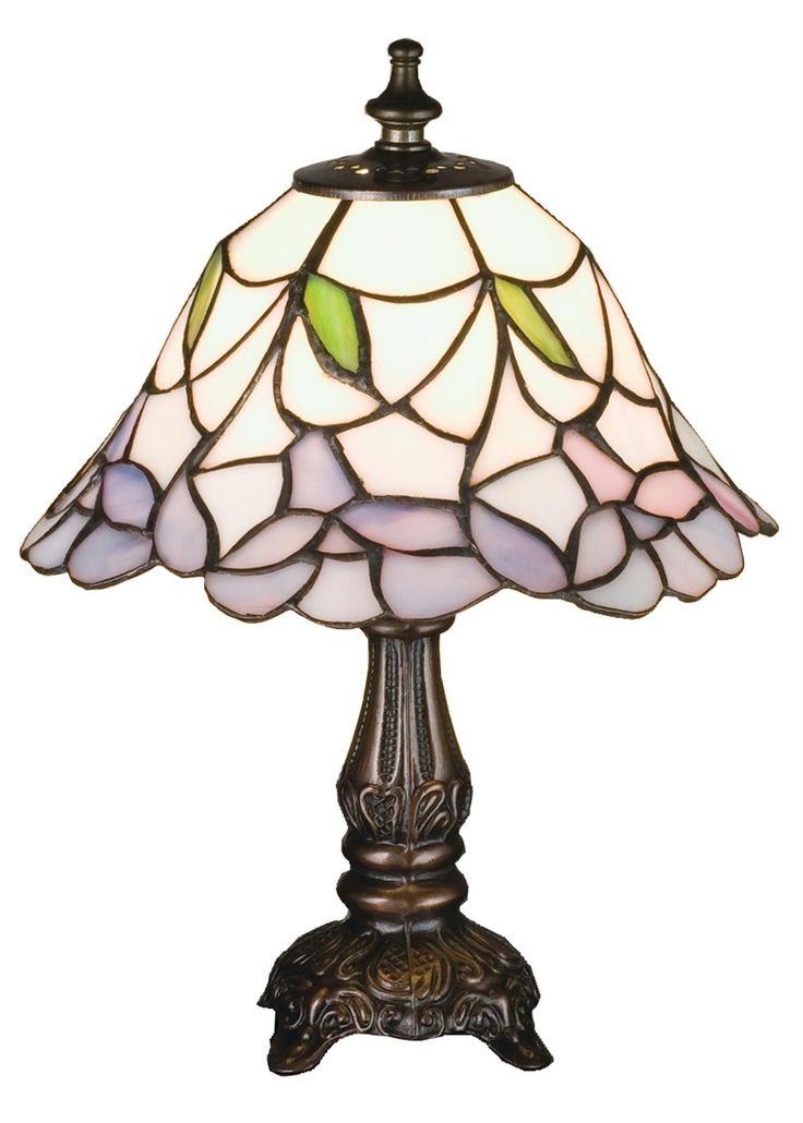 11 5 inch h daffodil bell mini lamp