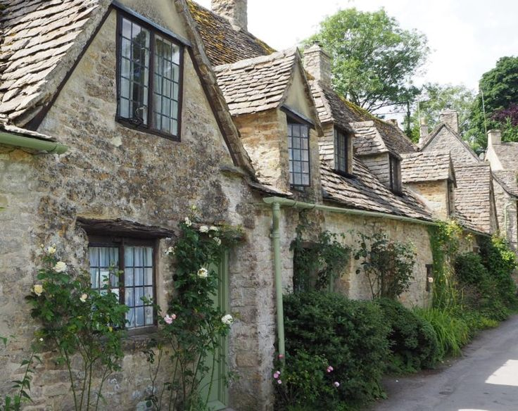Visiting All The English Counties 13/48 – Bibury, Gloucestershire