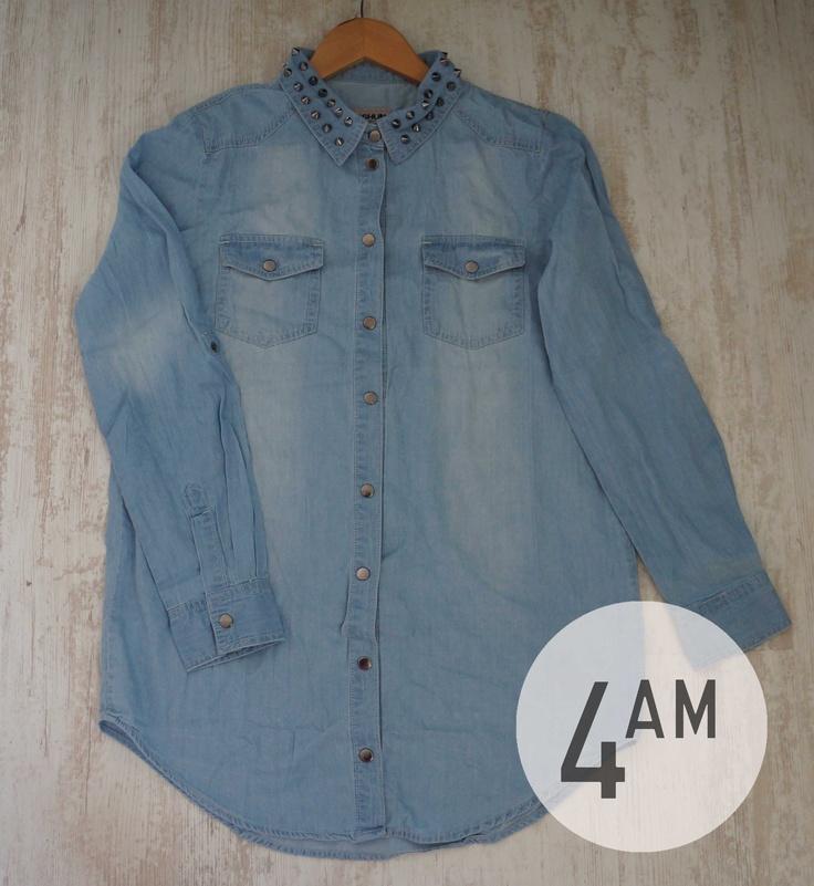 blusa jeans 4AM