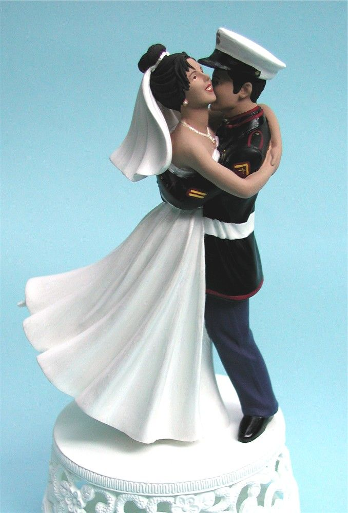 military wedding cake toppers 72 best semper fi do images on 17372