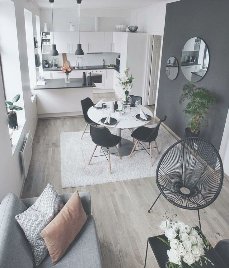 A living room is often the first room we decorate and the first room we show new…