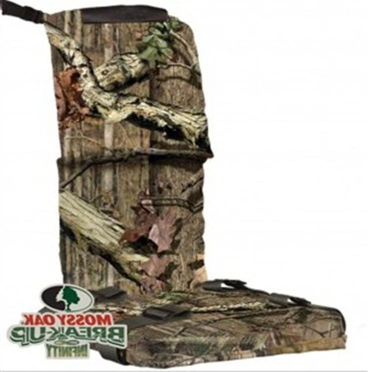 Hunting Tree Chair Folding Stand Climber Seat Deer Game Padding Outdoor Sports #HuntingTreeChair