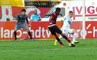 Blog Esportivo do Suíço: Campeonato Carioca 2016 - 8ª Rodada: Flamengo derrota o Bangu em Volta Redonda