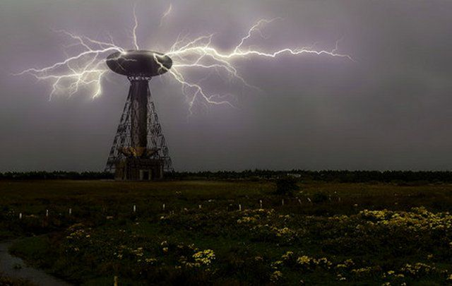 Scientists Want To Rebuild Tesla Tower To Solve World's Energy Crisis - MessageToEagle.com
