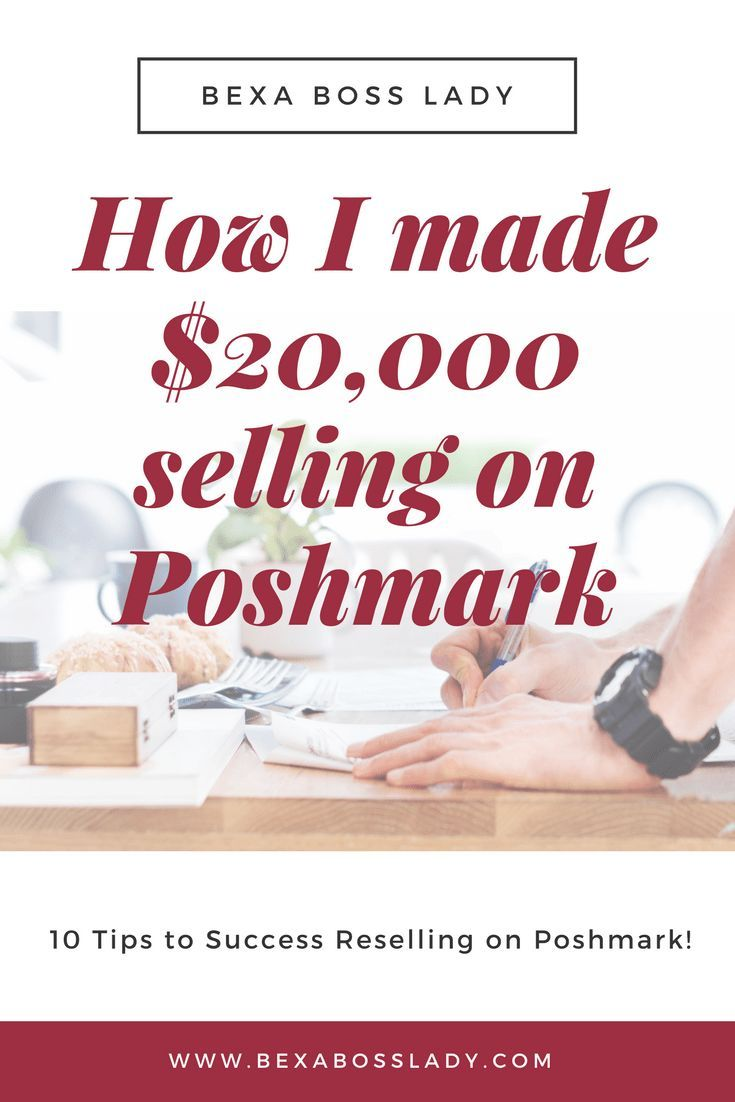 $20,000 Earned – Tips for Poshmark Success – Thrifting & Reselling Online Tips