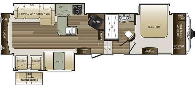 2016 New Keystone Cougar 327RES Fifth Wheel in Georgia GA.Recreational Vehicle, rv, 2016 Keystone Cougar327RES, 13.5k BTU Non Ducted Bedroom A/C, 15,000 BTU Air Conditioner, 2nd Recliner, Bike Storage Rack, Camping In Style Pack, Clay Medallion, Convenience Package, Correct Track, Cougar Package, Cougar Remote, Decor- Platinum, Electric 4pt. Levelin, Frameless Tinted Windows, Free Standing Dinette, L-Sofa w/Ottoman, LED Ceiling Lights, Polar Plus Package, Recliner Chair, RVIA Seal, Value…