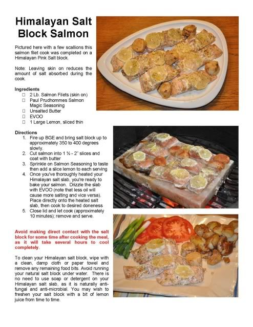 76 best salt block recipes images on pinterest salt for Cooking fish on a salt block
