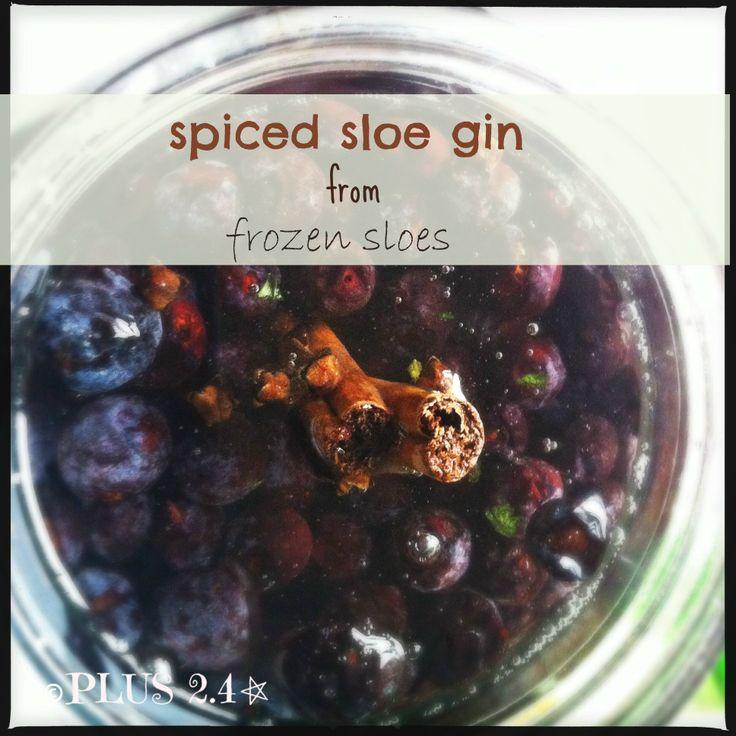 how to make sloe gin hugh fearnley whittingstall