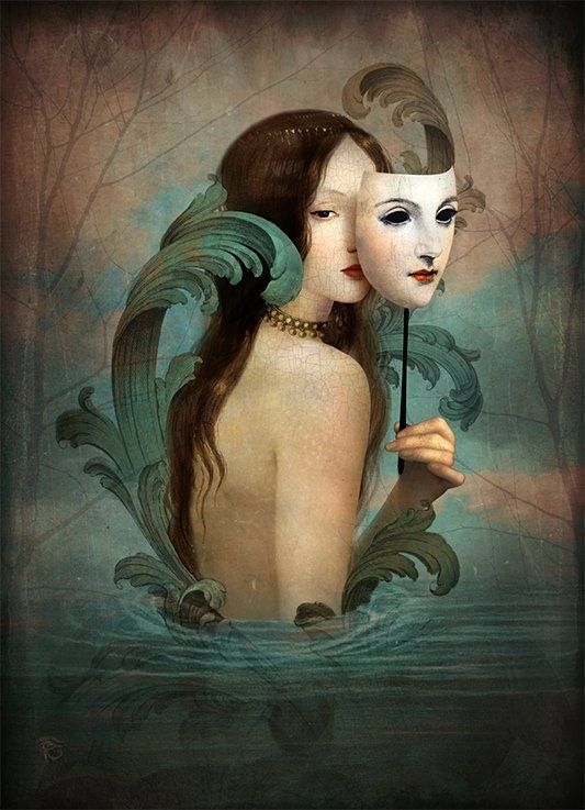 "n ""Linger in the Shadows"" di Christian Schloe"