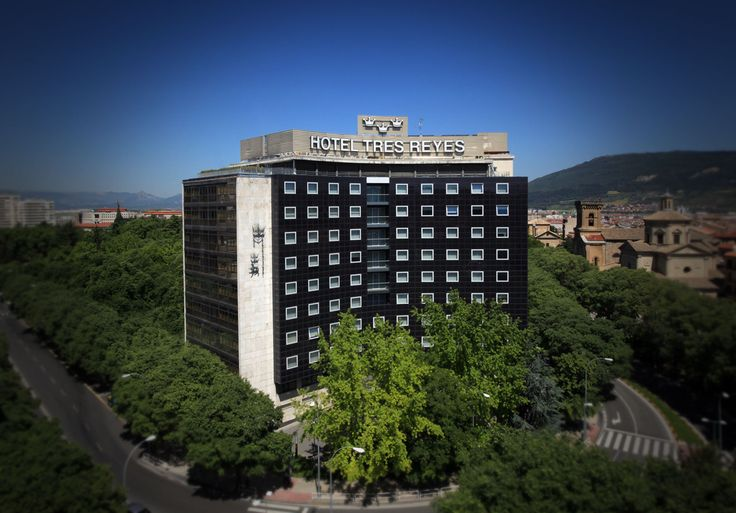 Hotel Tres Reyes - Pamplona