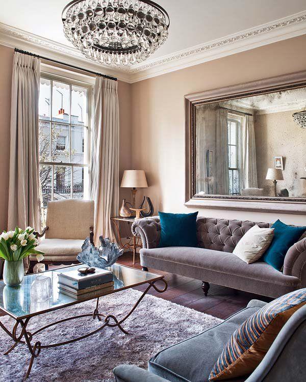 Un piso victoriano en Notting Hill