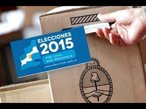 A Quien Votar y A Quien Botar  / Elecciones 2015 Argentina