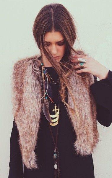 cute faux fur vest http://rstyle.me/n/in4kdr9te