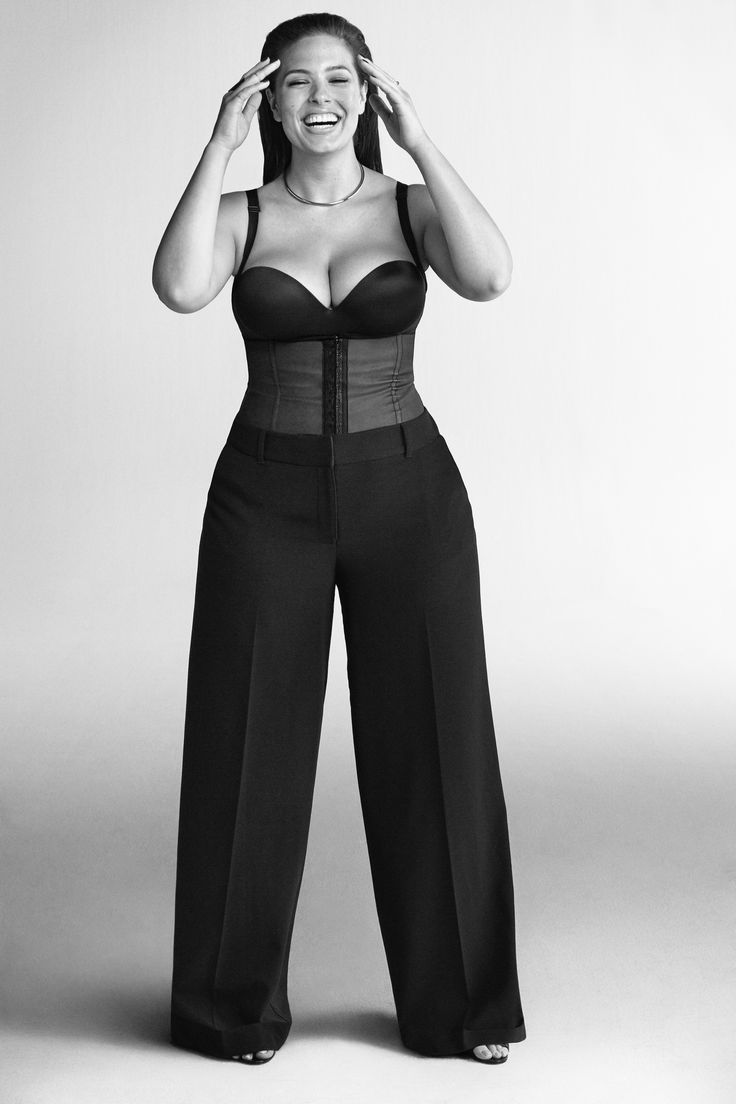 Ashley Graham.  Lane Bryant's #PlusIsEqual Campaign Will Make Every Woman Feel Beautiful