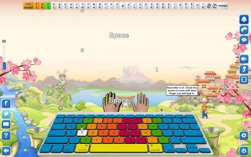Looking for an app that makes your children learn and develop typing skills?  Developed with a completely modernized approach towards type-learning and testing your keyboarding skills. Beautifully designed and interactive with attractive background ground are the words to describe the typing game. Now get the typing games for android free with the download of unique codes every Friday. Hurry and grab the offer today only!!!... https://goo.gl/EhSaJu
