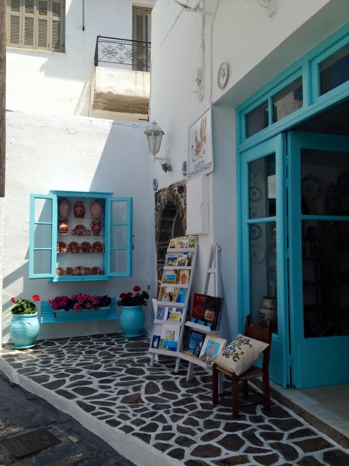 Markets in Skyros island, Greece. - selected by www.oiamansion.com
