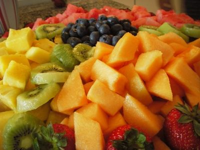 How to Make a Kick Ass Fruit Platter