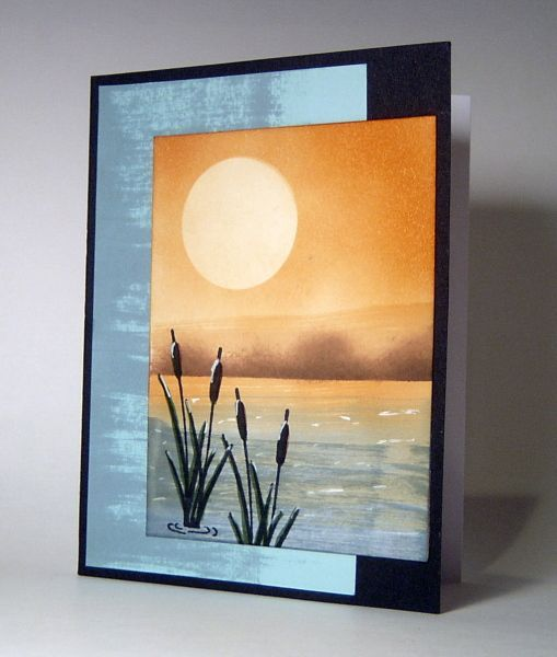handmade card ... By Gina K Designs ...