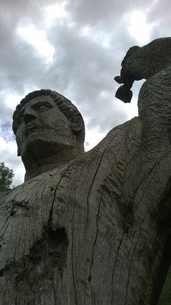 Франк Брюс Скульптура Trail   Facebook
