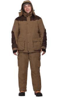 Охотничий зимний костюм хантер
