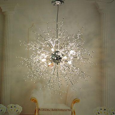 Moooi Style Firework LED Pendant Lights Stainless Steel GDNS Dandelion - GBP £ 69.99