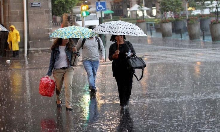 Atiende Gobierno CDMX afectaciones por lluvia